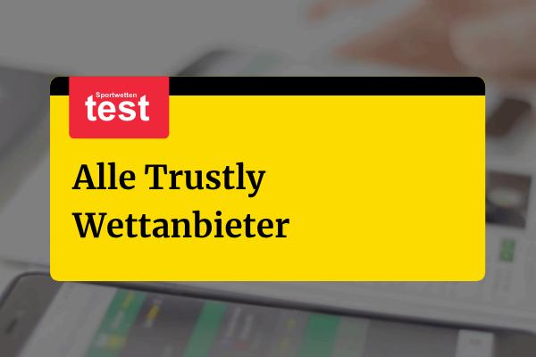 Trustly Wettanbieter