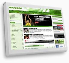 Screenshot der Wettseite von Unibet Sportwetten