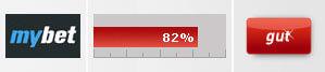 Wettanbieter Vergleich Testergebnis Mybet