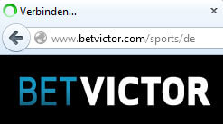 BetVictor Website Performance