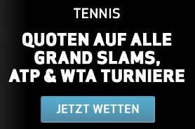 BetVictor Tennis Wetten