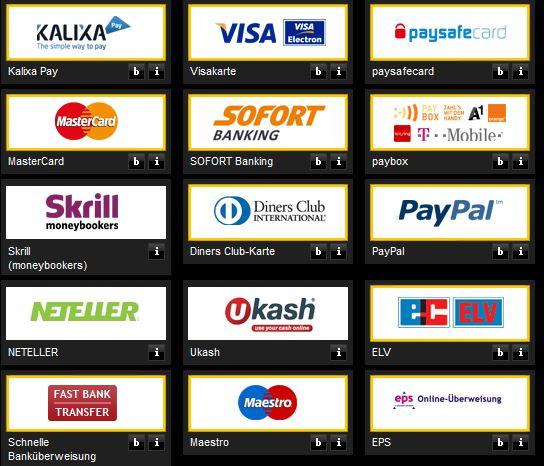 wetten paypal einzahlung