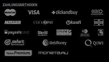 Zahlungsmethoden Netbet