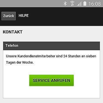 Mobiler Kundenservice Netbet