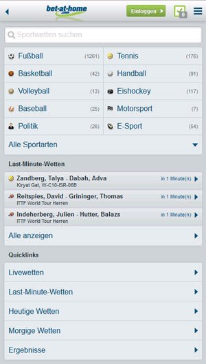bet-at-home-mobile-website-startseite-shortcuts-menue