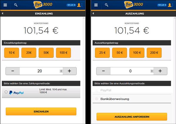 bet3000 mobil