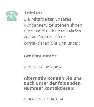 bet365 telefon