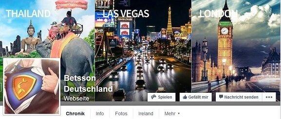 Betsson Social Media