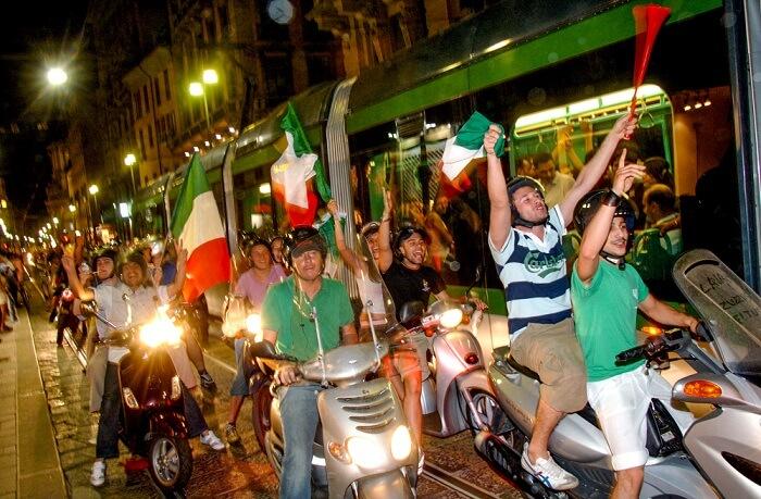 Fußball Italien