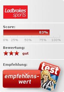 Ladbrokes Sportwetten Test Bewertung