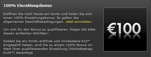 Bonusangebot Bet365