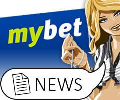 Bei Mybet jetzt bessere Quoten auf ausgewählte Spiele erhalten