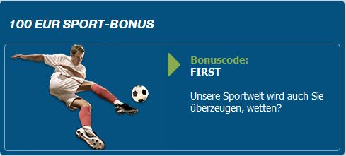 Bet-at-home Sportbonus