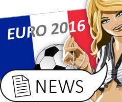 EM 2016 News