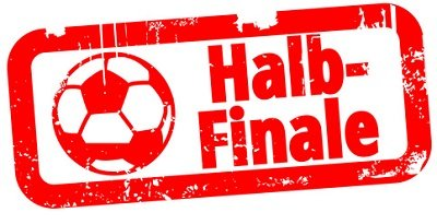EM 2016 Halbfinale