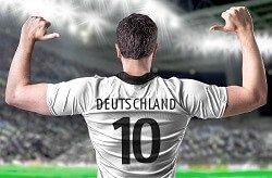 EM 2016 Fußball Spieler Deutschland