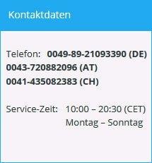 Sportingbet Hotline