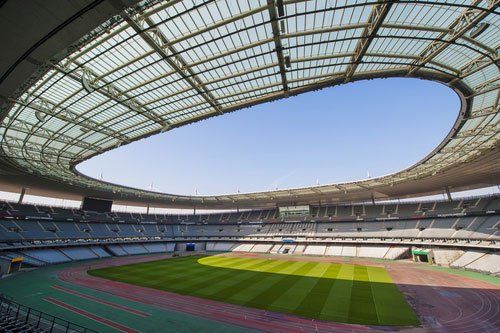 EM 2016 Stadion Saint Denis