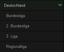 Betway Fussballwetten Deutschland