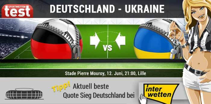 deutschland ukraine quote