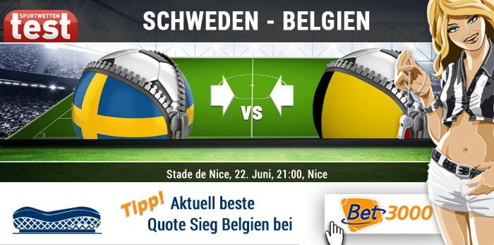 em belgien schweden