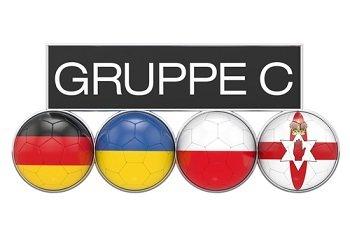 EM 2016 Gruppe C auf Sportwettentest