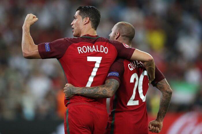 20160630_PD10034 (RM) Ronaldo Quaresma VALERY HACHE / AFP / picturedesk.com