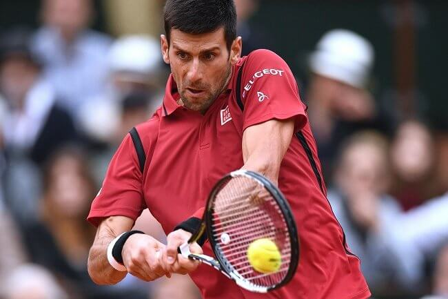 Tennis ATP Djokovic