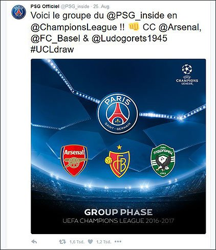 champions league gruppe a