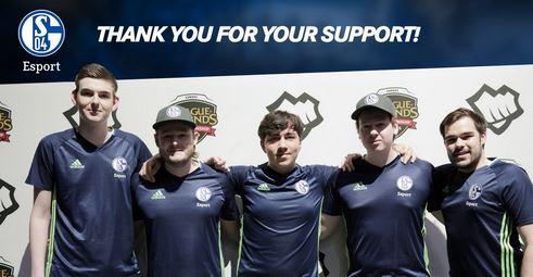 Schalke Esports-Team