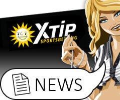 Mit dem XTip Livewetten-Wochenende 20€ Bonus abstauben