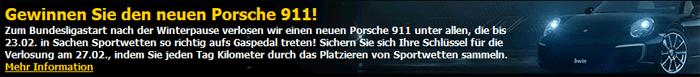 Bwin Porsche Gewinnspiel