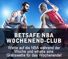 Betsafe Basketball Wetten