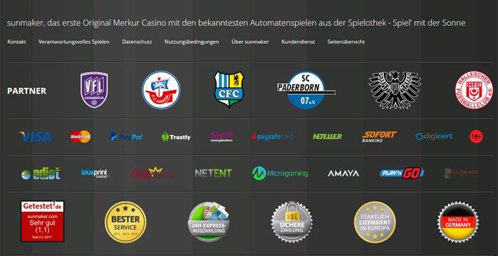 Sunmaker Website