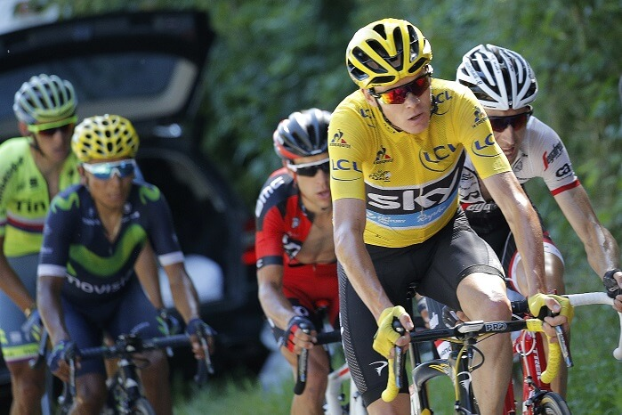 20160720_PD4088 (RM) Chris Froome  Christophe Ena / AP / picturedesk.com