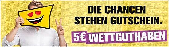 Interwetten Gutschein 11 Euro