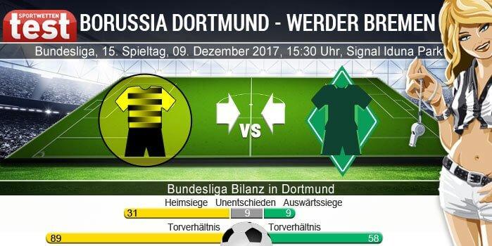 Bilanz Bremen Dortmund