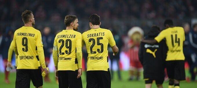 Borussia Dortmund nach Pokalniederlage in München - Andreas Gebert/dpa - 20171220_PD7025