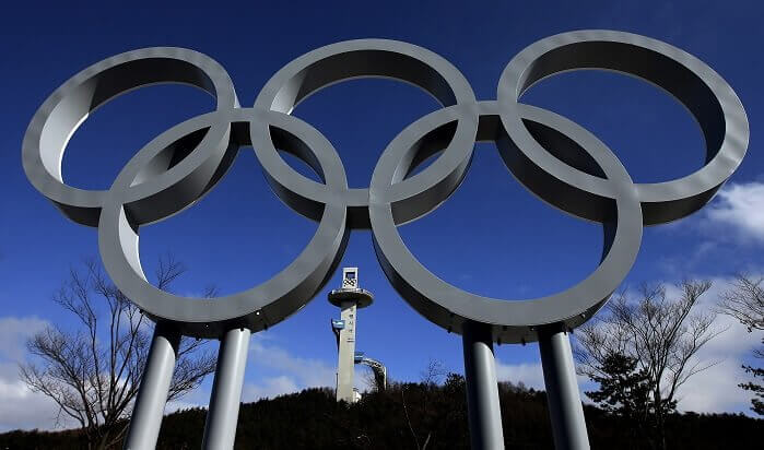 20180202_PD0976 (RM) Olympische Ringe Charlie Riedel / AP / picturedesk.com