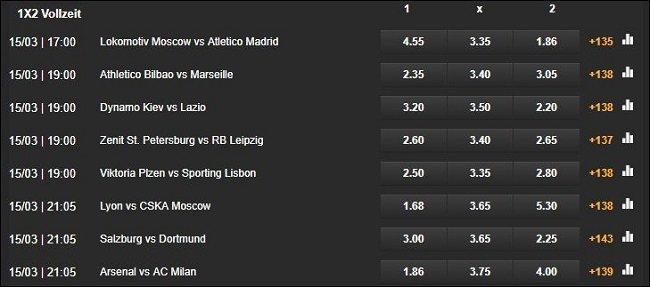 Bet90 Europa League