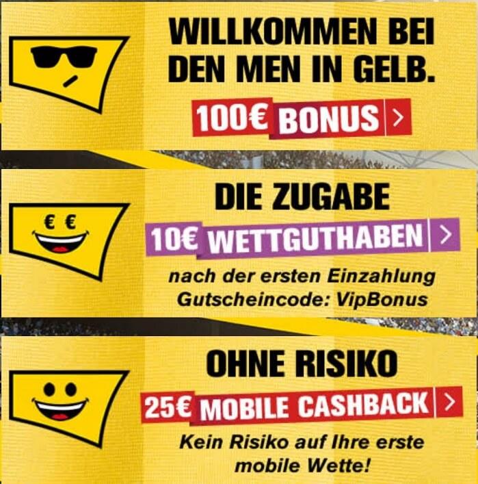 Interwetten Bonus