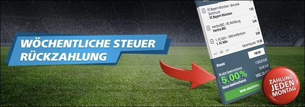 Aktion Sportingbet