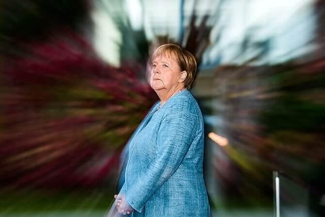 20181030_PD6303 (RM) Angela Merkel © Bernd von Jutrczenka / dpa / picturedesk.com