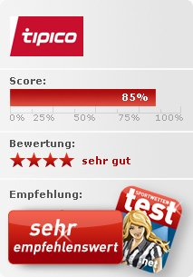 Tipico Sportwetten Test Bewertung