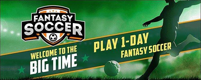 DraftKings Fantasy Soccer