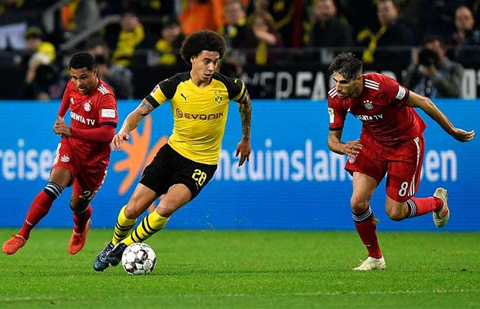 Bayern Dortmund Wetten