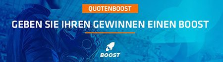Expekt Quotenboost