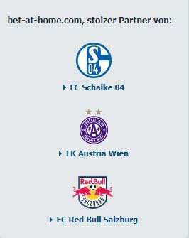 Sponsoring Schalke 04