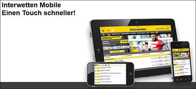 Interwetten Website