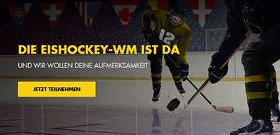Bethard Eishockey WM 2019 Cashback
